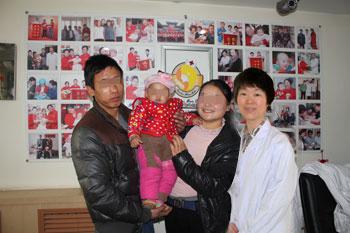 多年的求子路,郑州长江医院是终点