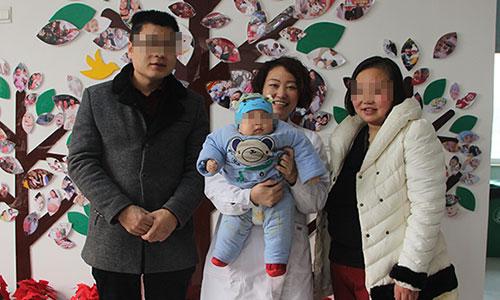 不孕患者三年内怀孕三次,被医术征服